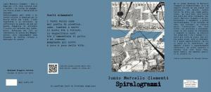 Libro di poesie: Spiralogrammi (Edizioni Progetto Cultura)